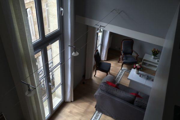 vue etage